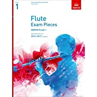 Flute Exam Pieces 2014-2017, Grade 1, Score & Part: Selected from the 2014-2017 Syllabus (ABRSM Exam Pieces)