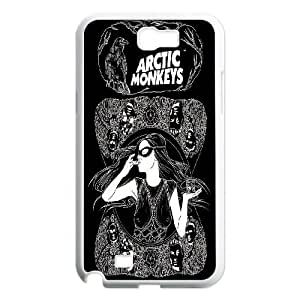 High quality Arctic Monkey band, Arctic Monkey logo, Rock band music protective case cover For Samsung Galaxy Note 2 Case LHSB9717181
