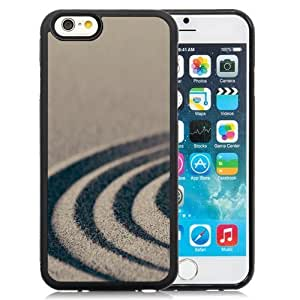 Easy Use iPhone 6 4.7 inch Case Circle Tracks In Sand Wallpaper