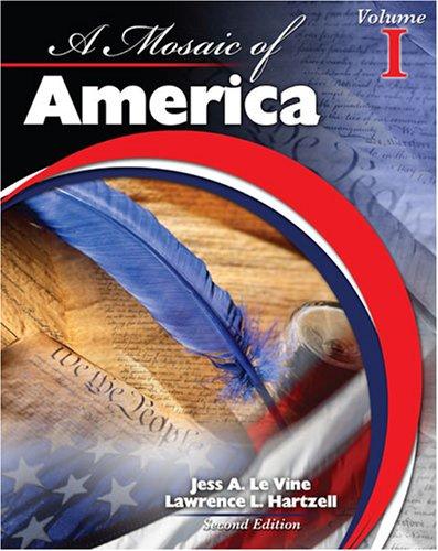 A Mosaic of America Volume 1