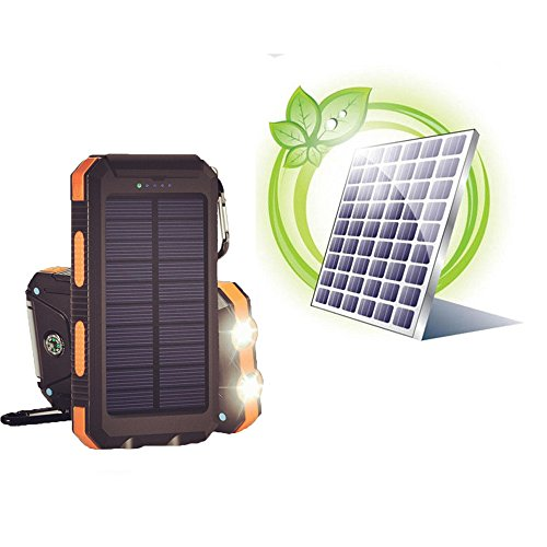 Personal Solar Charger - 4
