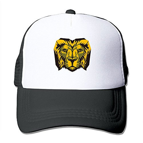 Cheap  The King Lion Personalized Unisex Trucker Hats 80s Snapback Hat Polo Style..