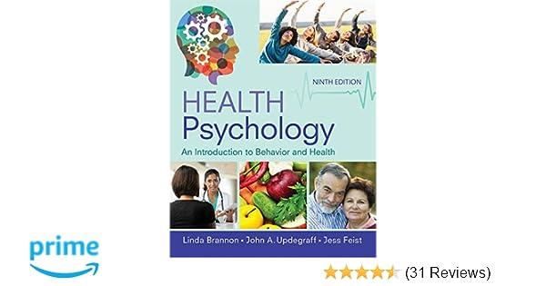 Amazon health psychology an introduction to behavior and amazon health psychology an introduction to behavior and health mindtap course list 9781337094641 linda brannon jess feist john a updegraff fandeluxe Gallery