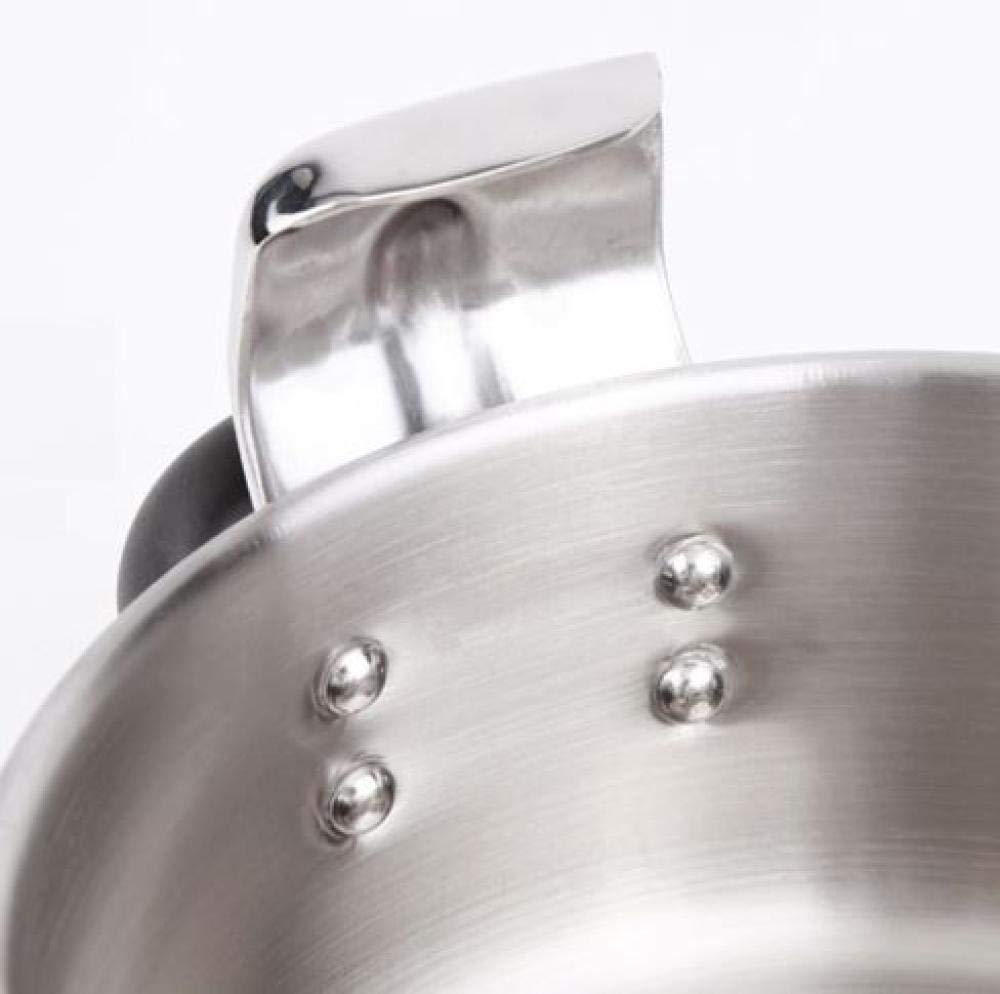 Pentola A Pressione 2 L Mini Pentola a pressione Pentola a pressione in acciaio inossidabile Pentola a pressione portatile allaperto Stufato antideflagrante Sou