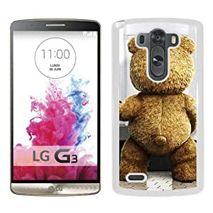 Popular LG G3 Cover Case ,Funny Xperia Z Wallpapers HD 106 White LG G3 Phone Case Fashion And Unique Design Cover Case