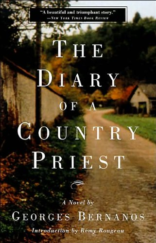 The Diary of a Country Priest (text only) by G. Bernanos,R. Rougeau