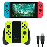 FastSnail Charging Grip for Joy-Con, Charging Dock with Battery For Switch,Power Bank For Sale