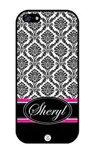 Chevron Pattern Turquoise Grey White Mixed RUBBER iphone 4, iphone 4S case (NOT ACTUAL GLITTER) - Fits iphone 4/4S T-Mobile, AT&T, Sprint, Verizon and International