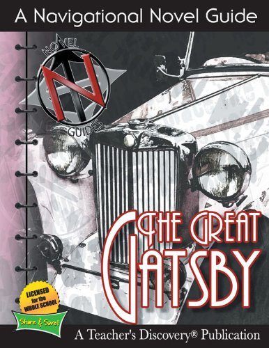 The Great Gatsby Novel Guide Book