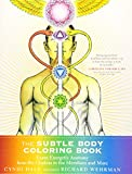 img - for The Subtle Body Coloring Book: Learn Energetic Anatomy--from the Chakras to the Meridians and More book / textbook / text book