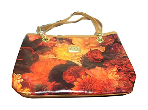 Marc Fisher Tote Tan Floral