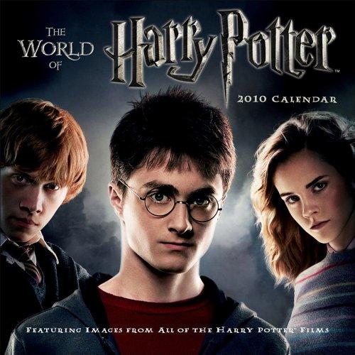 Harry Potter, The World Of: 2010 Mini Wall Calendar 2010 Mini Calendar