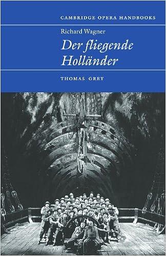Ilmainen epub eBooks download uk Richard Wagner: Der Fliegende Holländer (Cambridge Opera Handbooks) PDF iBook