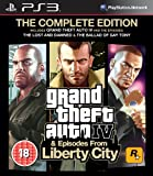 Grand Theft Auto IV: Complete Edition (PS3)