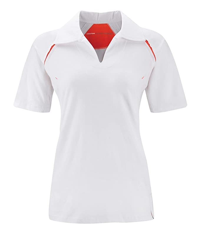 Polo Fórmula 1 McLaren Mercedes F1 New Ladies Active, color Blanco ...