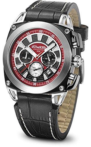 Reloj Duward para Caballero con cronógrafo modelo D85040.14: Amazon.es: Relojes