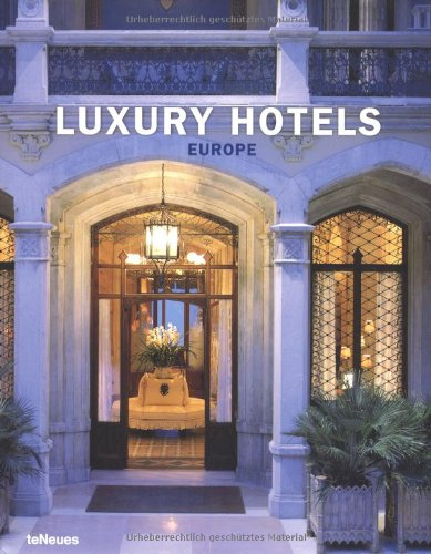 Luxury Hotels Europe (French Word For Soup Of The Day)