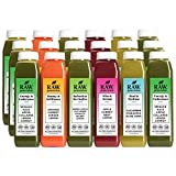 Raw Generation 3-Day Skinny Cleanse™- Healthiest Way to Lose Weight Quickly / 100% Raw & Cold-Pressed Juices