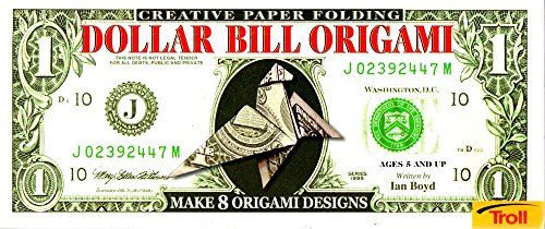 Dollar bill origami: Creative paper folding