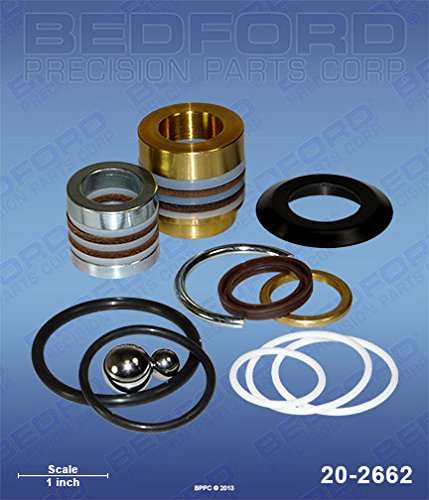 GRACO 248-212 Bedford 20-2662 Kit - UltraMax II 695/795, GMax II 3900 Bedford Precision 20-2662