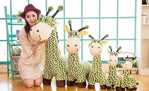 WngLei Il Il Il Migliore Regalo farcito degli Animali farciti della Giraffa per Le Bambole dei Bambini di Compleanno (Coloree   Marronee, Dimensione   65cm(1.05KG)) | Buona qualità  | nuovo venuto  | Molto apprezzato e ampiamente fidato dentro e fuori  bf4c48