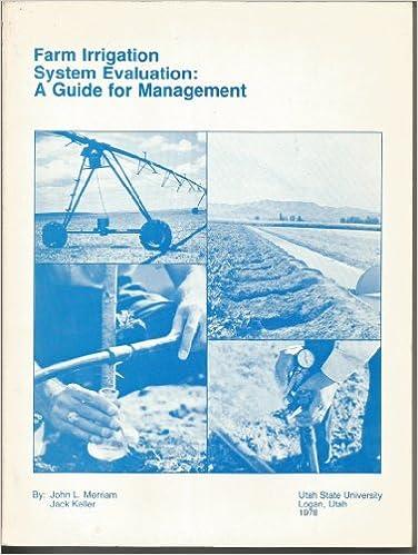 Farm Irrigation System Evaluation