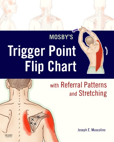 travell and simons trigger point flip charts