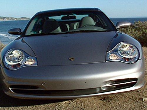 (Porsche 911 Targa, BMW 745i and the 2003 Landrover Range Rover!)
