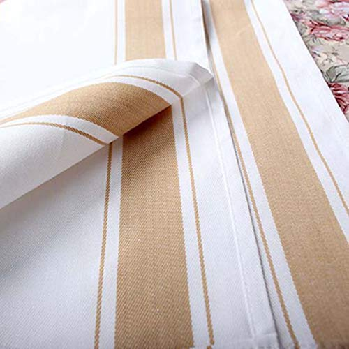 10 Pcs Cotton Table Napkins Cloth Thicken for Wedding Party Decoration Reusable Christmas ()