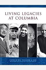 Living Legacies at Columbia Hardcover