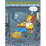 Ergonomics Helps To Adapt Jobs To The People Who Perform Them - Simpsons Ergonomics Safety Poster