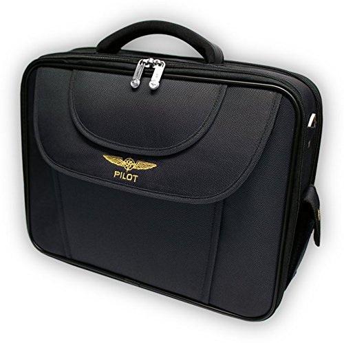 DESIGN 4 PILOTS Brand Pilot Bag Daily Flight Bag, Aviation Bag, Pilot Briefcase, Laptop case