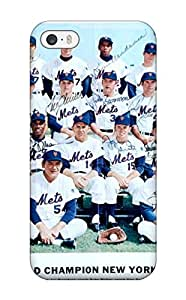 new york mets MLB Sports & Colleges best Case For Iphone 6 Plus 5.5 Inch Cover 6108595K917050347