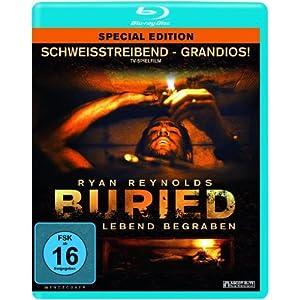 Buried – Lebend begraben [Blu ray] für 5,03€ inkl. Versand