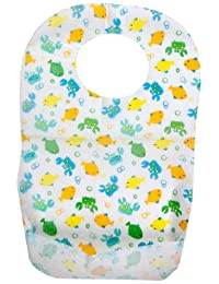Summer Infant Keep Me Clean Disposable Bibs, 20-Count