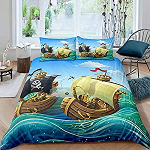 51zoP1lvDKS._SS300_ Pirate Bedding Sets and Pirate Comforter Sets
