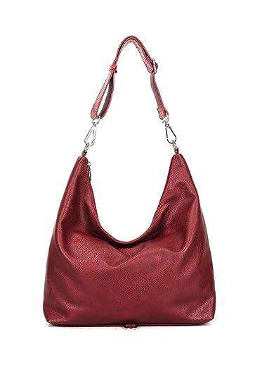 67bb42707e9d8 Angkorly - Handtaschen Shopper Taschen Schultertaschen Tote bag Tote bag  Schlangenprint Modern Flexible Straße vintage-