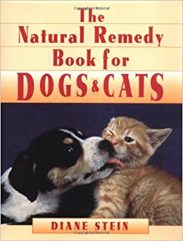 Book The Natural Remedy Book for Dogs & Cats