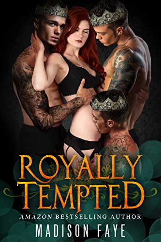 Royally Tempted (The Triple Crown Club Book (First Lady Castle)