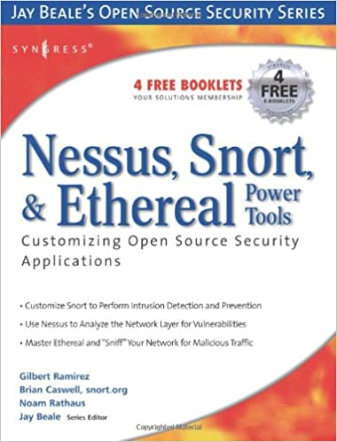 Security Power Tools (1st Edition)