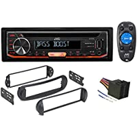 99-10 VOLKSWAGEN VW Beetle JVC CD Player Receiver USB/AUX/MP3 3-Band Eq+Remote