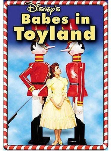 Babes in Toyland (1961) from Buena Vista Home Video