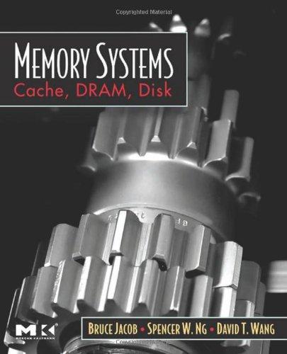 Memory Systems: Cache, DRAM, (Dram Computer Memory)
