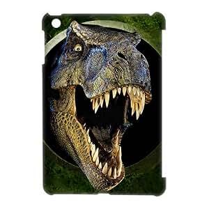 Cool Horror Jurassic Dinosaur Coming Run Hard Case Cover for Ipad Mini
