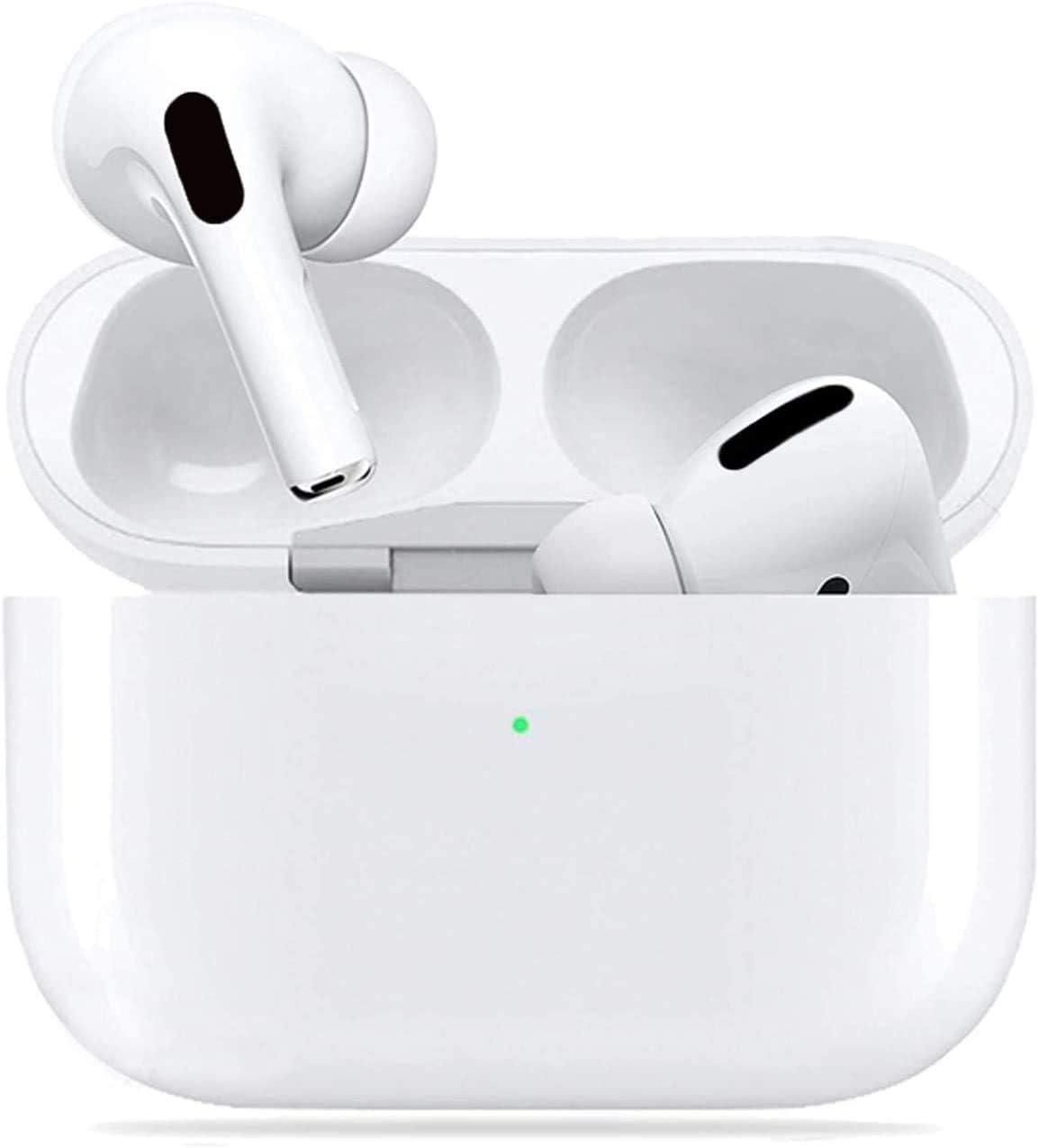 Auriculares Inalámbricos, Auriculares TWS Bluetooth 5.0 con microfono,HiFi Estéreo,Cancelación de Ruido,IPX7Impermeable Auriculares Inalambricos Deportivos para iPhone/Android/Samsung/Apple AirPodsPro