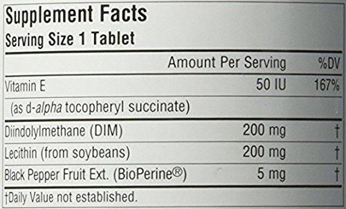 Source Naturals: DIM 200 mg 120 Tablet