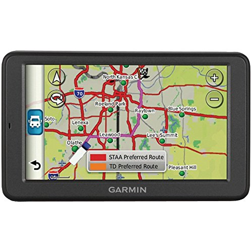 Garmin dezl 560LT 5-Inch Widescreen Bluetooth Portable Trucking GPS Navigator with Lifetime Traffic