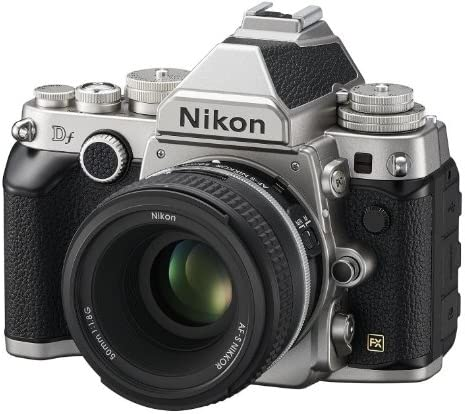 Nikon DF + AF-S NIKKOR 50mm Juego de cámara SLR 16,2 MP ...