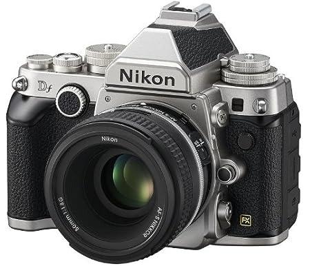 Nikon DF + AF-S NIKKOR 50mm Juego de cámara SLR 16,2 MP CMOS 4928 ...