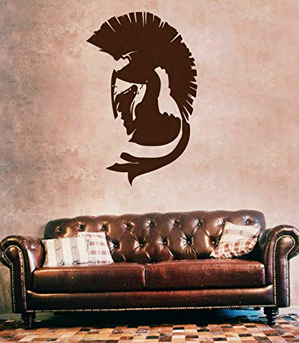 Tomikko ik189 Wall Decal Sticker Decor Helmet Spartan Sparta Greece Legion Interior | Model DCR - 720